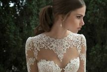 Fashion Forward / High Fashion & Couture Bridal Trends