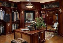 Men closet