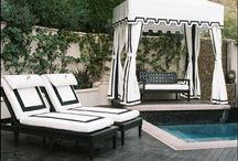 Pool furniture & additions / by Jenn Wasnock