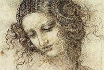 Leonardo da Vinci / by Funda Çöllü