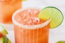 Happy Hour / Any hour can be happy hour with these drink recipes.