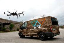 Drone Business, Drohnen Einsätze