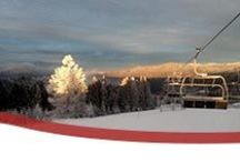 Our Ski Slopes / Ski slopes around Hotel Klimek **** SPA in Muszyna.
