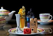 Delicious Afternoon Teas / Dine like Alice with wonderful afternoon treats...