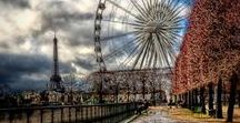 Paris / The wonders and treats of Paris...
