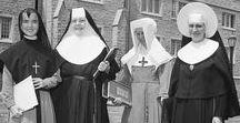 Freiras/ Padres/ Bispos 60´s / Indumentária Religiosa 1955 a 1961