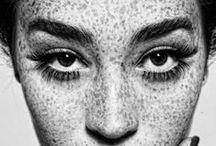 ginger & freckles / by Val McLaren