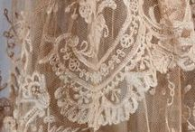 French inspired! / For the love of everything French...I am thinking pastels,lace and beautiful porcelain.