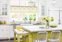 kitchen + love / yes I will take d) all of the above. / by Krystle Holt