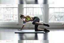 Upper Body Workouts / by Kelley Donlan