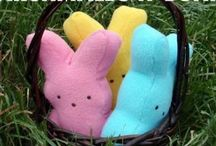 hippety hoppety happy easter day / by Danielle Brooks