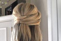 hair + cute styles / Adorable hair styles! / by Krystle Holt