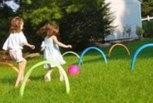 FUN WITH KIDS! / Ideas of activities to share with children.  / by Meli W