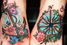 tattoos / by Danielle Gill
