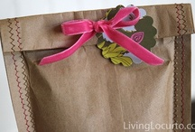 Paper Bags / by Cynth Love