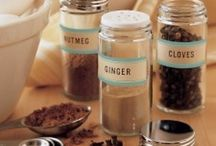 Mixes, Spices & Stuff › / by Diane Davies