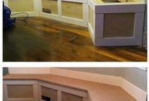 DIY furniture / by Roxanne Becker