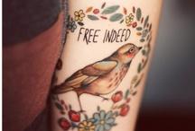 Tattoos / by Kody Sparks
