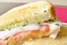 Sandwiches / by Lisa Fryer