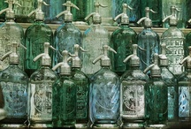 Seltzer bottles / old bottles / Seltzer and other bottles from all over the world