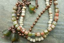 Bracelet Inspiration / Gemstone, beaded, wire wrapped and other handmade bracelet ideas for jewelry makers or collectors