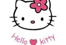 Hello Kitty / by Ina Olivier
