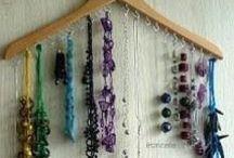 Put it AWAY! / Organizing my beads and other craft stuff