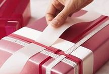 Pretty packages / Beautiful packaging for handrafted items and jewelry