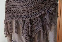 Crochet Wraps & Shawls