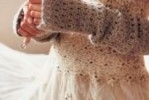 Crocheted Gloves & Mitts