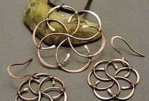 Wire Pendants / Handmade artisan pendants and jewelry that I love.  Wire wrap, beaded, gemstone, fiber, woven, any and all of the above!  For jewelry makers or jewelry lovers.