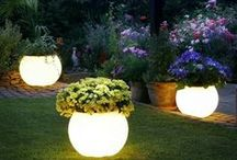 Outdoor Spaces / by LindyAnn White