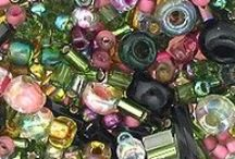 Beads I Love! / Beads, and more beads that I covet and will absolutely provide a good home.