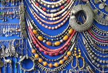 Tribal / Ethnic Style Jewelry / Tribal or Ethnic Jewelry - wide variety including native american, tibetan, etc.