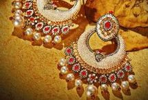 Jhumki Indian Earrings