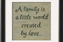 Family**The Circle of Love** / by LindyAnn White