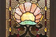 Stained Glass / Stained glass projects and ideas for the crafter or collector
