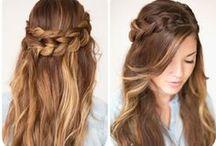 hair ideas & colors / by Nikki Smith