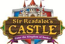 Book Fair: Sir Readalot's Castle - Fall 2014  / by Michelle Batton