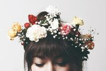 Flowers In Her Hair / by Kody Sparks