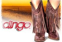 Dingo Life / Since the early 1970's, Dingo® has provided competitively priced boots for all those on the fashion scene. With the privilege of having such esteemed speakers in the past as Joe Namath, Joe Montana, and Boomer Esiason, Dingo® has provided generations of young, fashion conscious, boot wearers to rely on them to be trendy while still affordable. If you're looking for a pair of quality western, casual, fashion, biker or harness boots, at a great price, Dingo® has it covered.
