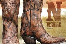 AS SEEN IN / Dan Post Boot Company Ads in some of your favorite magazines!