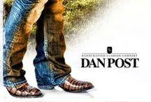 Dan Post Men's Exotics / Caiman, Python, Lizard, & Ostrich Men's boots from Dan Post.