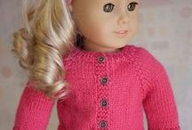 American Girl Sew What's the Big Deal? / Sewing patterns for AG doll clothes and accessories. / by Rebecca Grabill