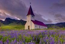 Churches / by LindyAnn White