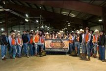 UTM Rodeo / Dan Post Boot Company is a proud sponsor of the University Of Tennessee Martin Rodeo Teams. 2014 CNFR Men's Team NATIONAL CHAMPIONS. We make sure to put them in our Dan Post Cowboy & Cowgirl Certified Boots & Socks to give their feet the best there is when they are competing in this tough sport. Great competitors wear great boots. Dan Post Cowboy & Cowgirl Certified boots & socks are made for real life Cowboys & Cowgirls. No wannabe's allowed.