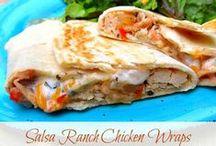 Chicken Recipes / by LindyAnn White
