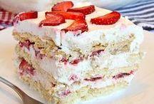 Strawberry Recipes / by LindyAnn White