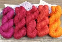 ***   Colors    **** / New colors! Color Combinations in our yarns that we like! Ideas for new colors!