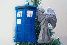 Unleash Your Inner Geek / Geeky gifts and gear! / by Rebecca Grabill